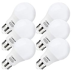Amazon is offering a deal on 60 Watt Equivalent, 5000K Daylight White 9W LED Bulbs for Home, E26,(Pack of 6) by Lohas Led. Amazon's price is $16.99, which is $12.00 lower than the best online price of $28.99 (a discount of 42%). Product link:https://www.amazon.com/dp/B017QU3332/
