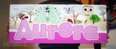 Di nuovo alle prese con gli animali in via d'estinzione: il #pavoneverde dell'Isola di Giava e la #tartarugagigante dell'Oceano Pacifico sono stati scelti per comporre questo bellissimo quadretto per la piccola Aurora... Il colore rosa e la savana come sfondo sono un'accoppiata vincente!!! #ibambes #ultimerealizzazioni #nome #colori #madeinitaly www.bambes.it