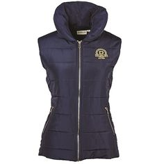 Women's Dublin Alice Empress Vest - Navy Blue