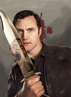 The Governor by ~x-gaki-x ..The Walking Dead