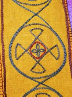 viking embroidery detail, from http://lokislocker.net/index.php