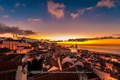 Visite #Lisboa, a cidade das sete colinas