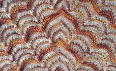 artyarns: Wow this is so pretty, it barely looks like knitting!...