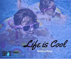 Life is cool with a pool! #Summer2016