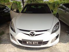 2009 Mazda 6 2.5