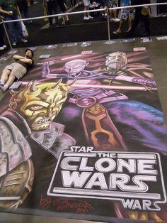 Street Art - Star Wars Celebration. Flickr Photo By: popculturegeek.com
