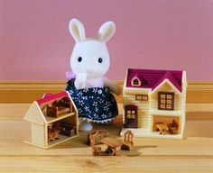 Sylvanian Families Sophie's Doll's House