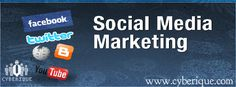 #Social #Media –  Our  #Social #Media #Marketing is a new day need which combines the traditional methods of marketing as well as uses the new generation tools to reach out to a larger audience. See more. http://www.cyberique.com/social-media.php