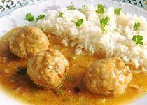 Masové kuličky po znojemsku Baked Potato, Potato Salad, Cauliflower, Food And Drink, Potatoes, Baking, Vegetables, Ethnic Recipes, Patisserie