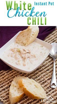 White #Chicken #Chil