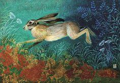 'Gold Rush' by Jemima Jameson (J016)