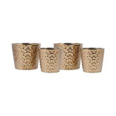 Astria Set of 4 Planters - 549120/S4