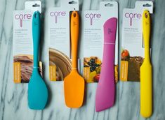 Giveaway: Core Kitchen Silicone Utensils and Funnels