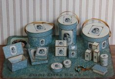 miniature+doll+houses | atmosphere for members to create beautiful 1 12 scale dolls these ...