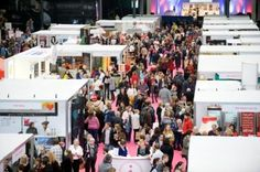 BBC Good Food Show London from above!
