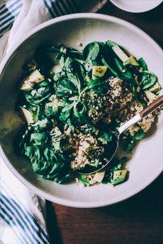 Insalata di miglio e avocado - Millet and Avocado Salad 9