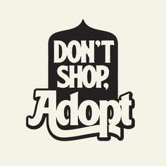 Dont shop