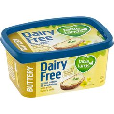 Tablelands Dairy Free Buttery 500g | Woolworths Online Supermarket, Saturated Fat, Dairy Free, Vegetarian, Finance, Hair And Beauty, No Dairy