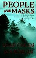 People of the Masks: First North Americans #10  by Kathleen O'Neal Gear and W. Michael Gear
