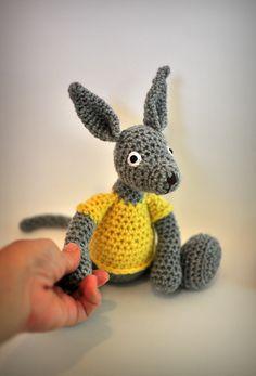 Maroon the Sweet Little Donkey