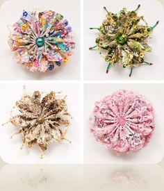 Jill Flower ~ textile artist