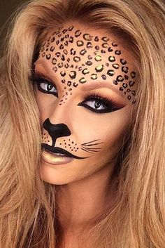 Pretty Halloween Makeup Ideas Youll Love ★ See more: glaminati.com/... Health & Household : makeup