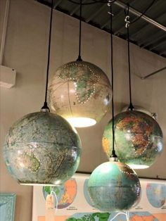 (Image Only) This would be a fun lighting option for an older child's library space. (Even an adult's!) :)