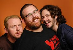 Edgar Wright and Simon Pegg Working On New Project