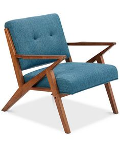 Image 1 of Rocket Lounge Accent Chair, Quick Ship