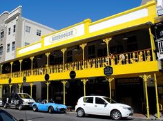 Beer House: contemporary beer hall in the heart of the Long Street precinct promises  world of beers under one roof. The best in meticulously selected local, international and micro-brewed beers.