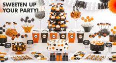 happy halloween banner cupcakes - Sök på Google