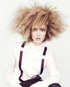 hair trend collections / парикмахерские тренды / стрижки, прически, окрашивания волос » Mahogany коллекция весна/лето 2013 Dandizette