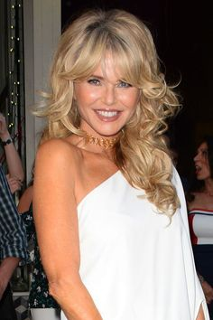Christie brinkley hair celebrity sightings in new york city - may Hairstyles Over 50, Short Hairstyles For Women, Hairstyles Haircuts, Vintage Hairstyles, Cool Hairstyles, Gorgeous Hairstyles, Hairstyles Videos, Braid Hairstyles, Haircuts With Bangs