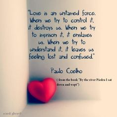 paulo+coelho+quotes | Paulo Coelho quotes about love. | Simple & Interesting.
