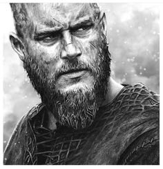 Our king, Lord Ragnar Lothbrok