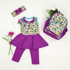 Süße, fröhliche und kindgerechte Kleidchen für jeden Anlass und jede Jahreszeit. Outfit Zusammenstellen, Kind Mode, Peplum, Baby, Tops, Women, Fashion, Dressy Dresses, Small Bags