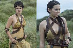 Sand snakes of Dorne. Photos: HBO