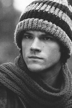 Jared Padalecki as Thomas Kinkade in The Christmas Cottage :) love this movie!! :)