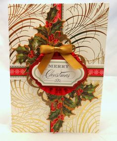 Anna Griffin Christmas cards | Anna Griffin Holiday Trimmings!