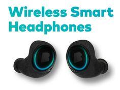 The Dash – Wireless Smart In Ear Headphones by BRAGI LLC. — Kickstarter.  World's First Wireless Smart In Ear Headphones. 1000 Songs. Performance Tracking. Body Sensors. Secure Fit.