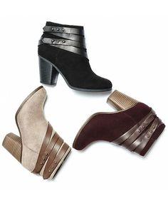 47b6da945b0 Madden Girl ankle boot Material Girls