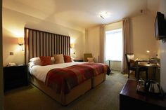 The beautifully designed, spacious rooms at the 4 Star The Angel Hotel include luxury amenities and are ideal for a relaxing stay in the heart of Suffolk.