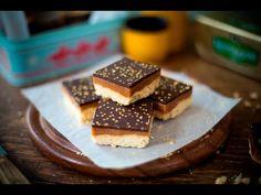 Millionaire Chocolate Squares recipe | Ireland Calling