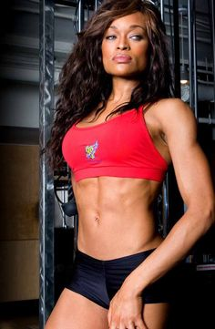 Alicia Marie - The #1 inspirational fitness model to all women!!!