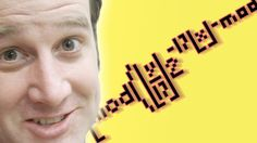 The 'Everything' Formula - Numberphile: Matt Parker discusses Tupper's Self-Referential Formula.