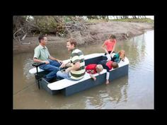Transporter Boat: Portable, Storable, Functional