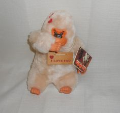 c77ea4668a RUS Luv-Pets Vintage GONGA Ape Monkey Gorilla 8
