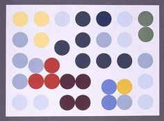 Composition dans un cercle - Sophie Taeuber-Arp