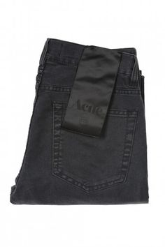 "Acne Mens Ace 32"" Jeans UPS on shopstyle.com"