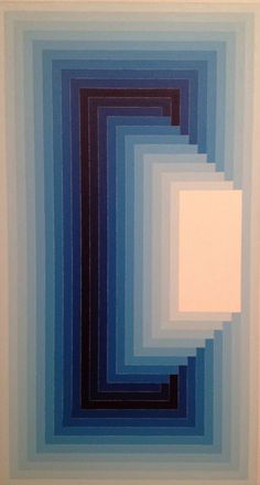 Stuff I want to make SNAKE RANCH — larameeee: Optical illusion - azul…. Victor Vasarely, Op Art, Optical Illusion Quilts, Color Optical Illusions, Optical Illusion Paintings, Illusion Kunst, Quilt Modernen, 3d Quilts, Art Graphique